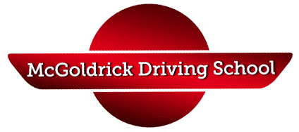 McGoldrick Driving School logo
